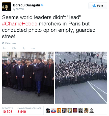 "World leaders did no ""lead"""